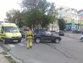 авария на Достоевского