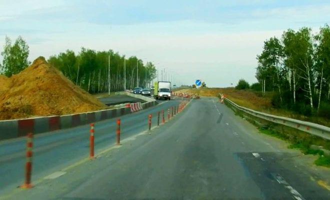 строительство дорог местного значения
