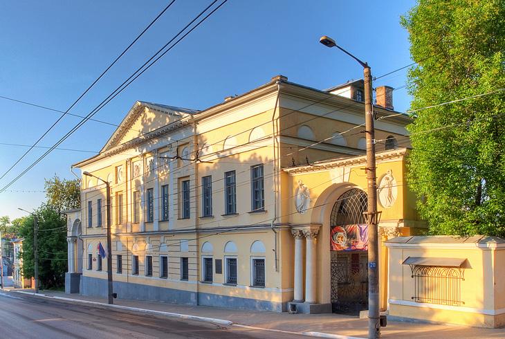 Музейно-краеведческий комплекс