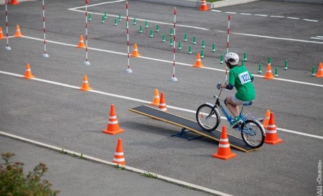 Соревнования по фигурному вождению велосипеда пройдут в Калужской области