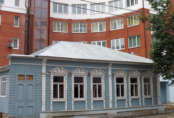 Дом Г.С. Батенькова