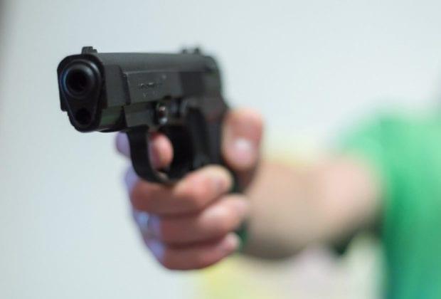 Пистолет травматик