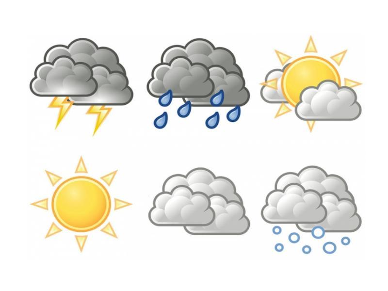 Картинки прогноз погоды с погодными знаками и картинками, открытка для мамы