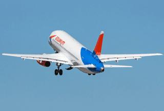 Самолет Ростон на Дону