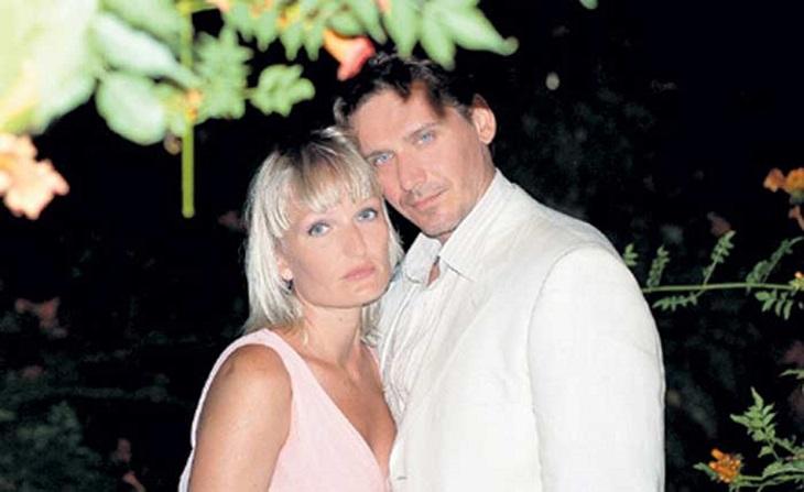 Батурин с женой