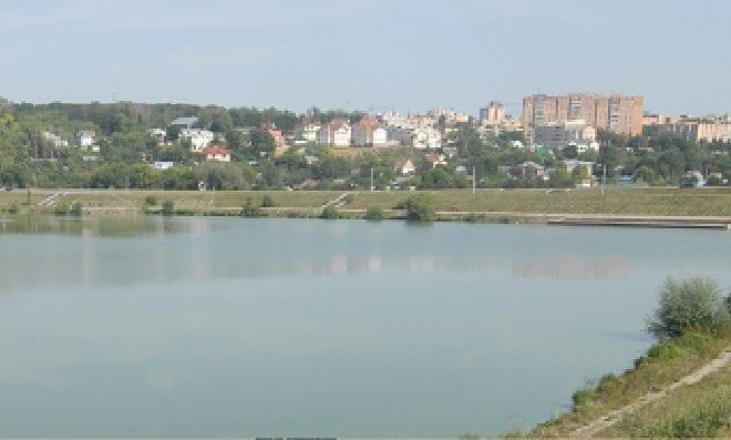 Водохранилище Яченское