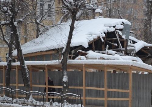 Дом Яковлева