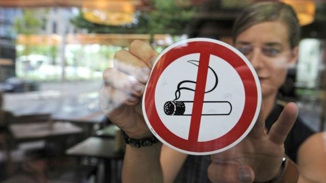 Запрет продаж сигарет