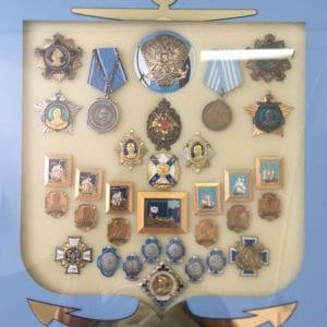медали гербы
