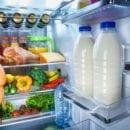 Еда в холодильнике