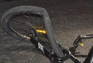 Велосипед в дтп