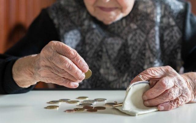 Арест минимальной пенсии стоимость пенсионного балла в 2021 году для работающих