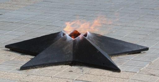 Вечный огонь в Кирове