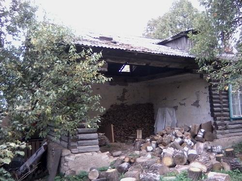Дом без стены