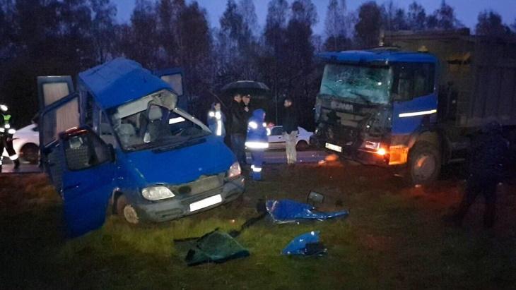 Авария в в Бабынинском районе