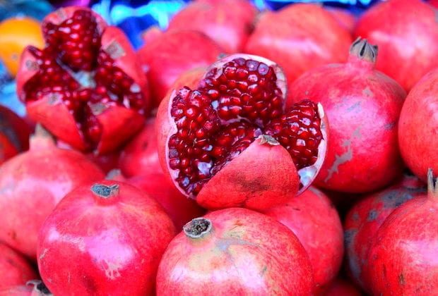 Гранат фрукт
