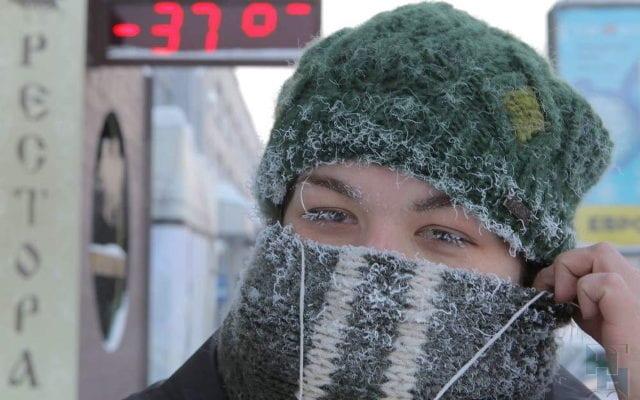 Аномальные холода