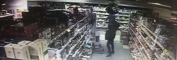 Кража в магазине