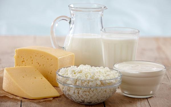 Молоко сыр творог сметана