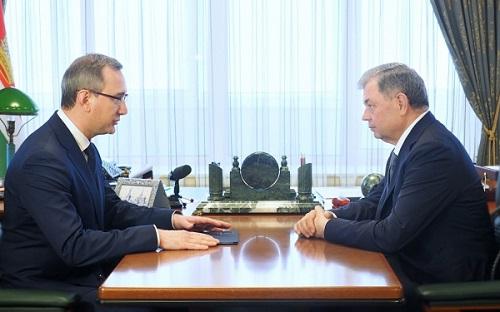 Шапша и Артамонов