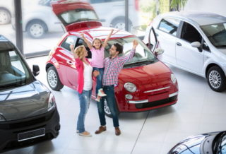 Покупка нового авто