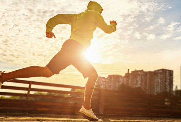 марафон бег