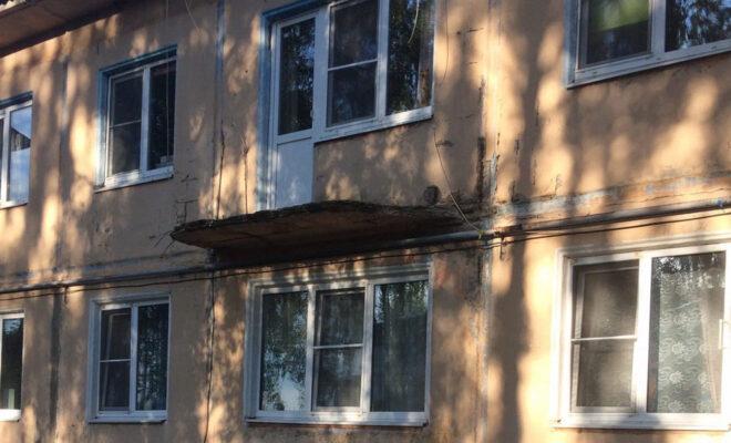 балкон Шопино