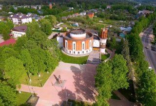 Жуков город