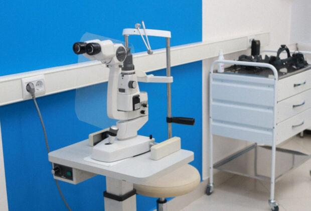 офтальмология детская