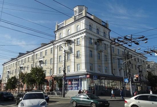 Дом на Кирова 56