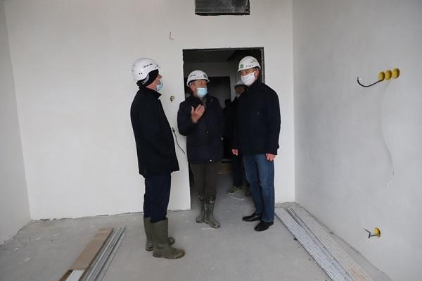 Шапша потребовал увеличить количество строителей Дворца спорта в Калуге