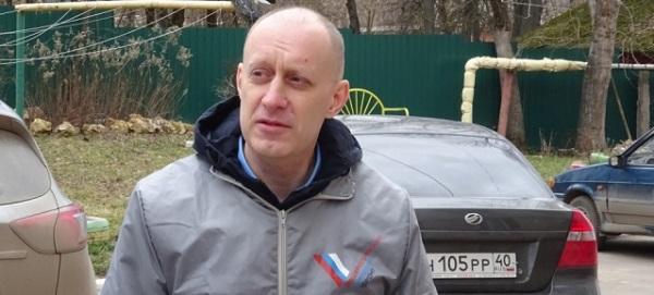 Депутат Афанасьев