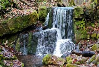 водопад козельск
