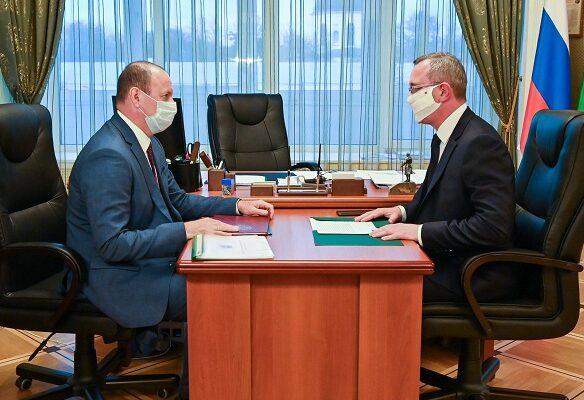 Встреча Шапши с Дулишкевичем
