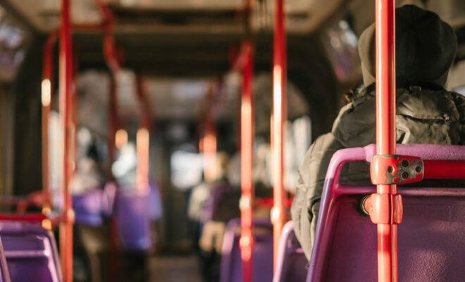 автобус кресла