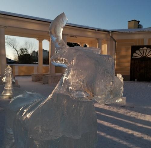 Бык ледяной