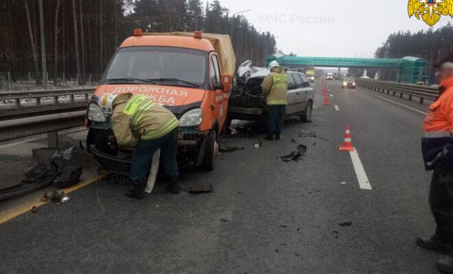 ДТП Дзержинский