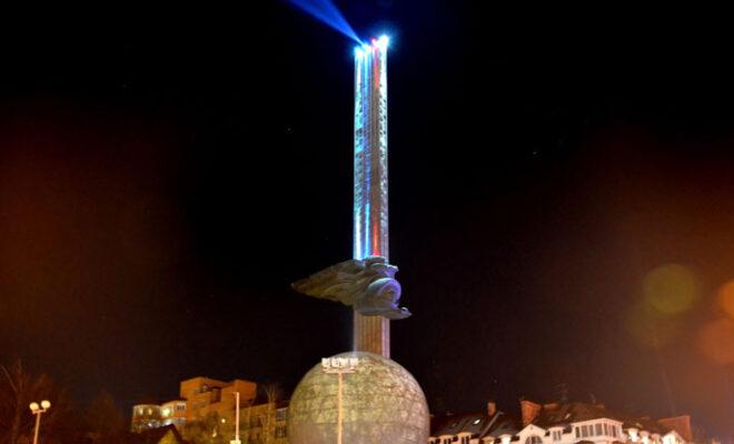 памятник 600-летния Калуги