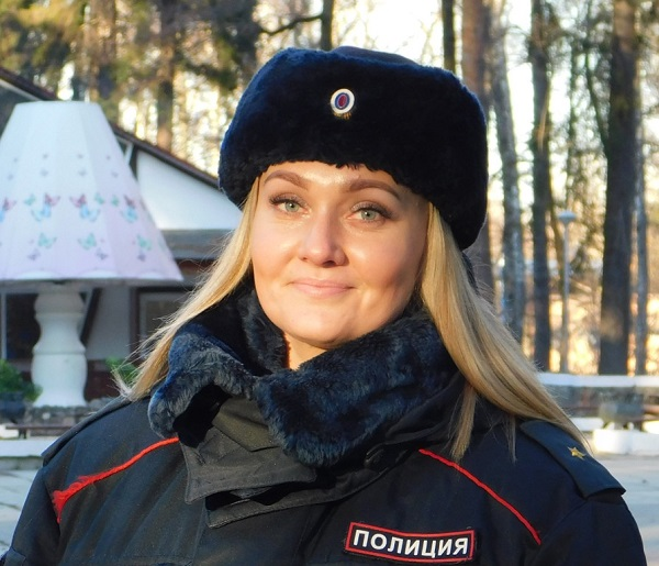 Полиция Мартынова