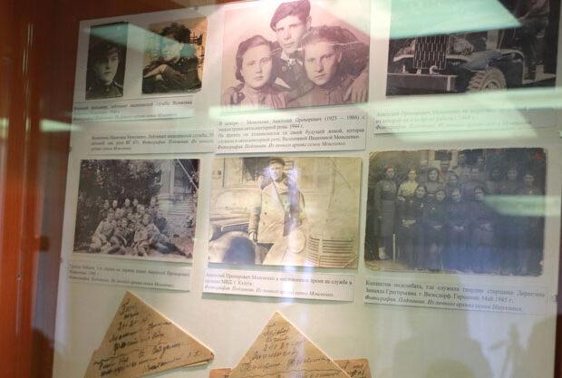 выставка реликвии военные