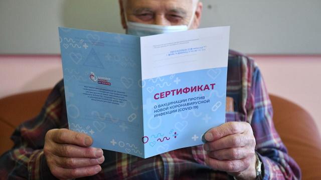 Ковид паспорта