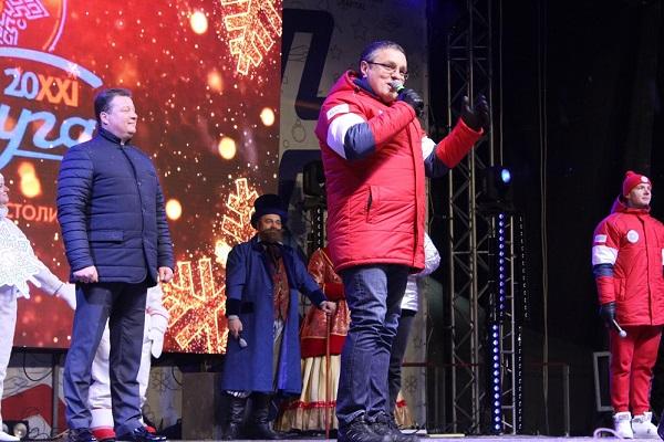Денисов Новы год