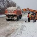 вывоз снега Калуга