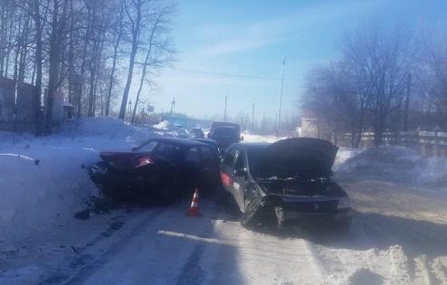Авария в Калуге