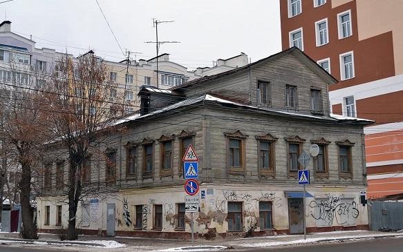 Дом Капырина
