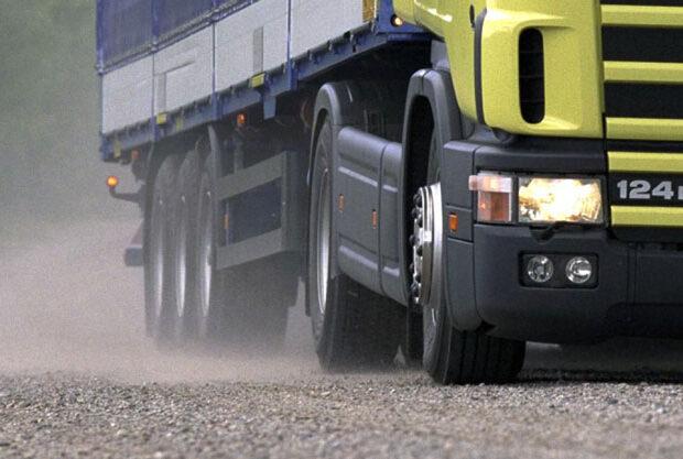 грузовик фура