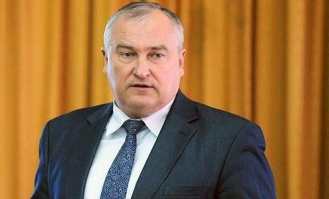 Сердюков министр спорта