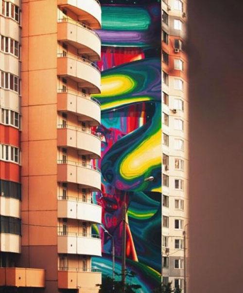 граффити Калуга2