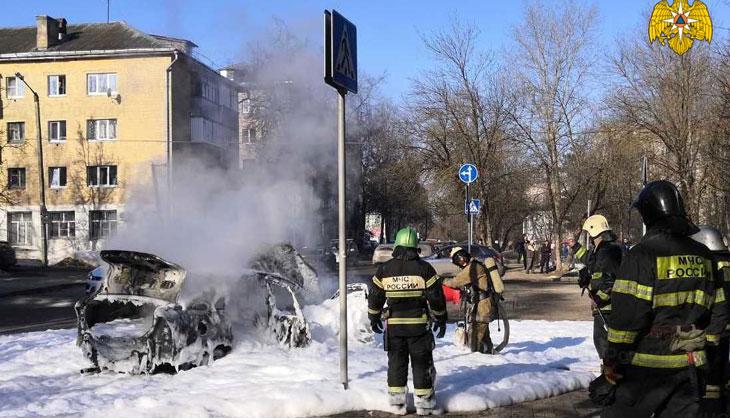 пожар Калуга2