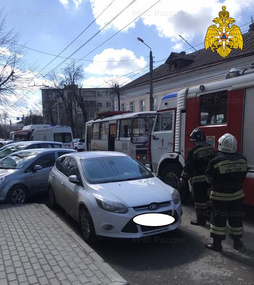 ДТП Калуга2